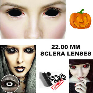image is loading sclera halloween crazy contact lenses kontaktlinsen contact lens