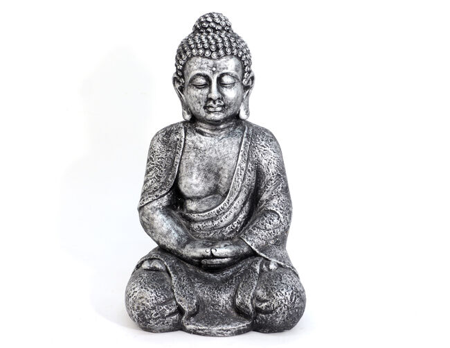 Buddha Dekoration Figur Skulptur Feng Shui Statue Flur Wohnen Deko Wohnzimmer