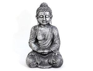 Details zu Buddha Dekoration Figur Skulptur Feng Shui Statue Flur Wohnen  Deko Wohnzimmer