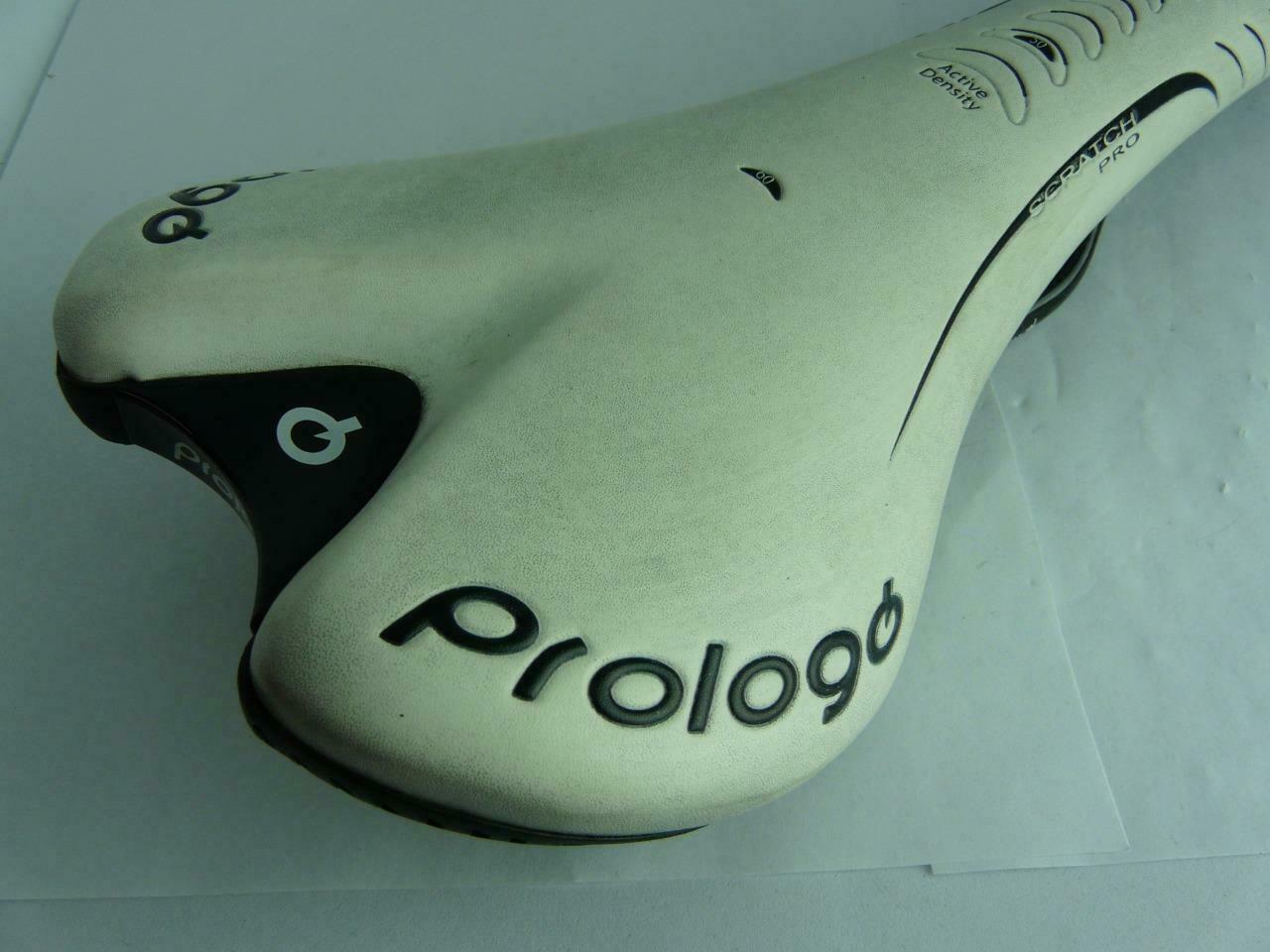 Prologo Scratch Pro Saddle with Carbon Rails