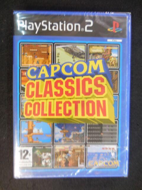 Capcom Classics Collection Vol.1 para playstation 2  Nuevo y precintado PAL