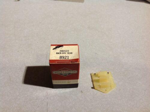 BRIGGS /& STRATTON OEM Gear Rack Part # 280522