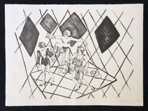 Pia-Stadtbaumer-Ohne-Titel-litografia-2007-a-mano-firmata-e-datata