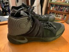 51817f2dc467 item 4 NIKE ID  KYRIE 2  BASKETBALL SHOE (843253-991) Size 13 Black and  Gray L  K!!!!!! -NIKE ID  KYRIE 2  BASKETBALL SHOE (843253-991) Size 13  Black and ...