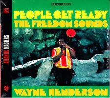 WAYNE HENDERSON FREEDOM SOUNDS people get ready Digi CD NEU