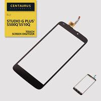 Replace For Blu Studio Plus S500q S510q Touch Screen Digitizer Black