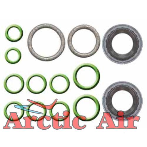 A//C Rapid Seal O-Ring Kit fits 1997-2000 Jeep Cherokee 2.5L 1997-01 4.0L MT2600