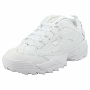 Fila Disruptor 3 Unisex Womens White