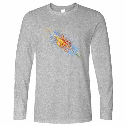 La physique des particules Sweat à Capuche Art Higgs Découverte