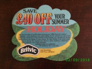 Britvic drip mat-coaster AdshBONT-09104741-375659271