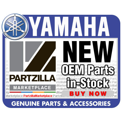 Yamaha 537-16321-00-00 PLATE,FRICTION