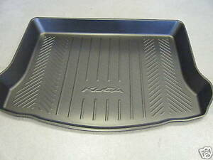 New Genuine Ford Kuga Moulded Plastic Boot Liner Mat
