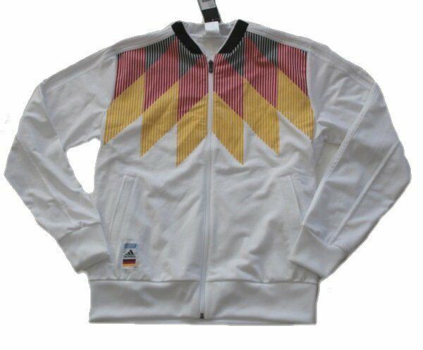 Adidas Herren Jacke Jacket Trainingsjacke Gr.M Deutschland
