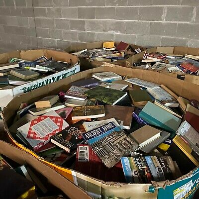 Bulk Atacado Gaylord De Livros Un Revistei Livros Otimo Para Revenda Ebay
