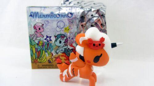 "2.25/""x3/"" Vinyl Figure MAREA Mermicorno crab Tokidoki unicorn mermaid"