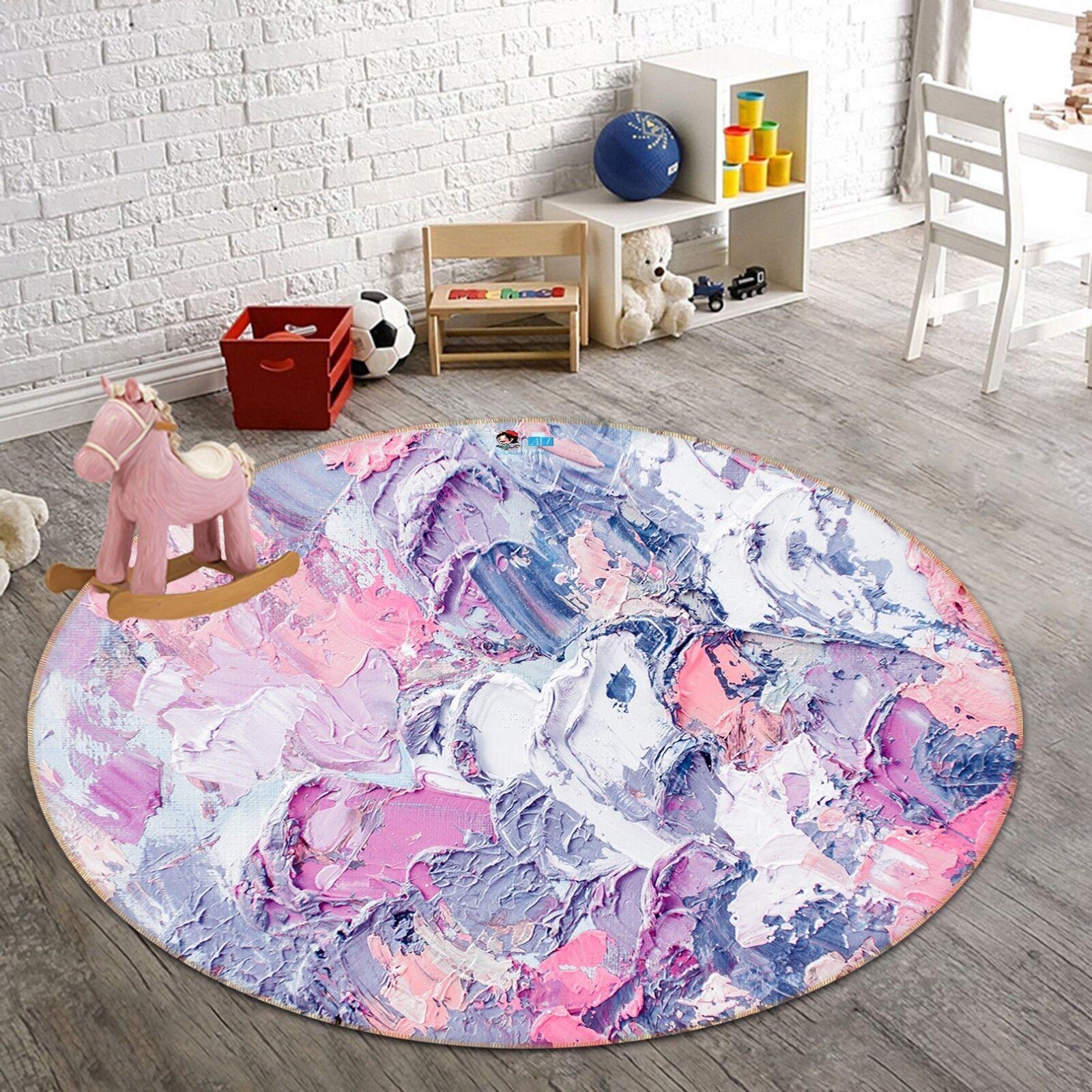 3d gouache revestimiento 4 antideslizante alfombra maletero rondas elegante alfombra