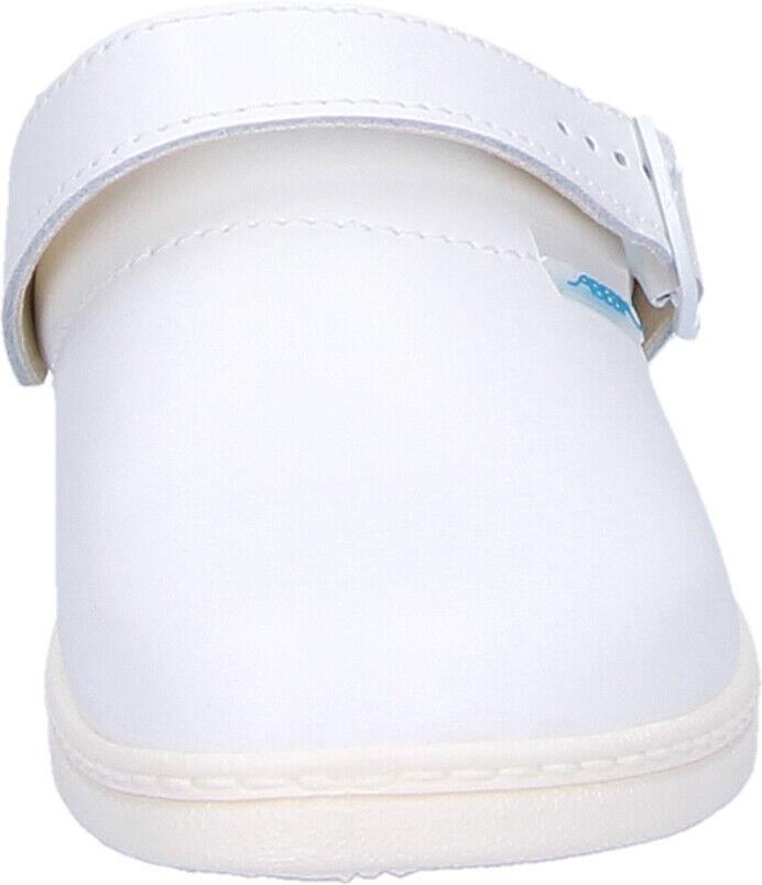 Abeba Scarpe Scarpe Professionali Scarpe da lavoro lavoro lavoro flaccida dita dei piedi prossoezione Bianco en20347 tg. 40 bd2395