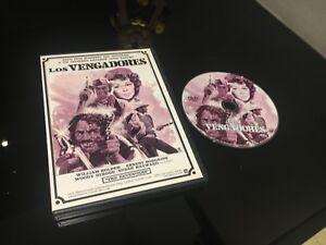 Los-Avengers-DVD-William-Holden-Ernest-Borgnine-Woody-Schritt-Susan-Hayward