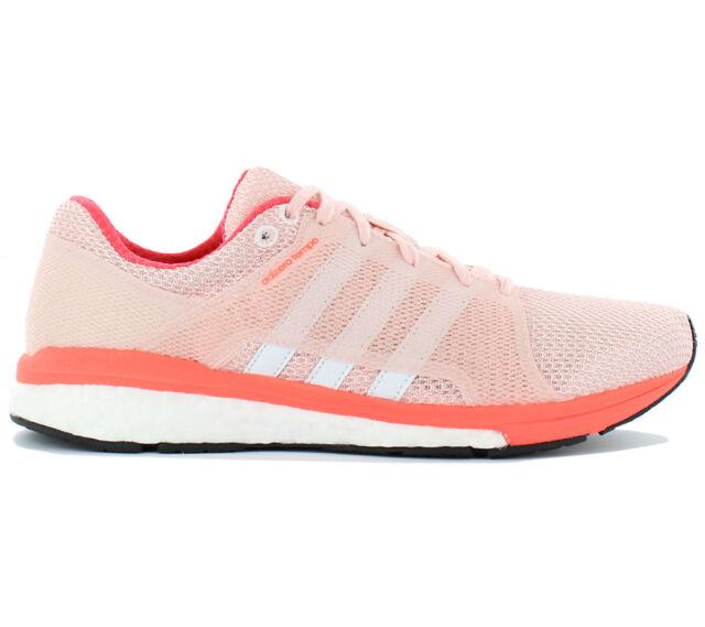 best website 0372e 9afbc Adidas Adizero Tempo 8 Ssf W Boost Women's Running Shoes Shoes AQ6112 New