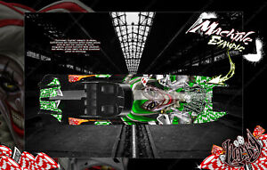 Details about PRO BOAT IMPULSE SHOCKWAVE ZELOS WRAP DECAL KIT 'LUCKY'  CUSTOM GRAPHICS