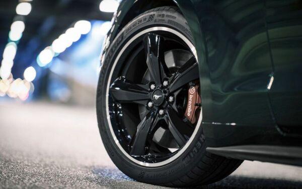 Ford Mustang 5,0 V8 GT Fastback Bullitt - billede 2