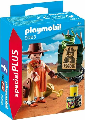 Playmobil Cowboy with Wanted Poster Building Set