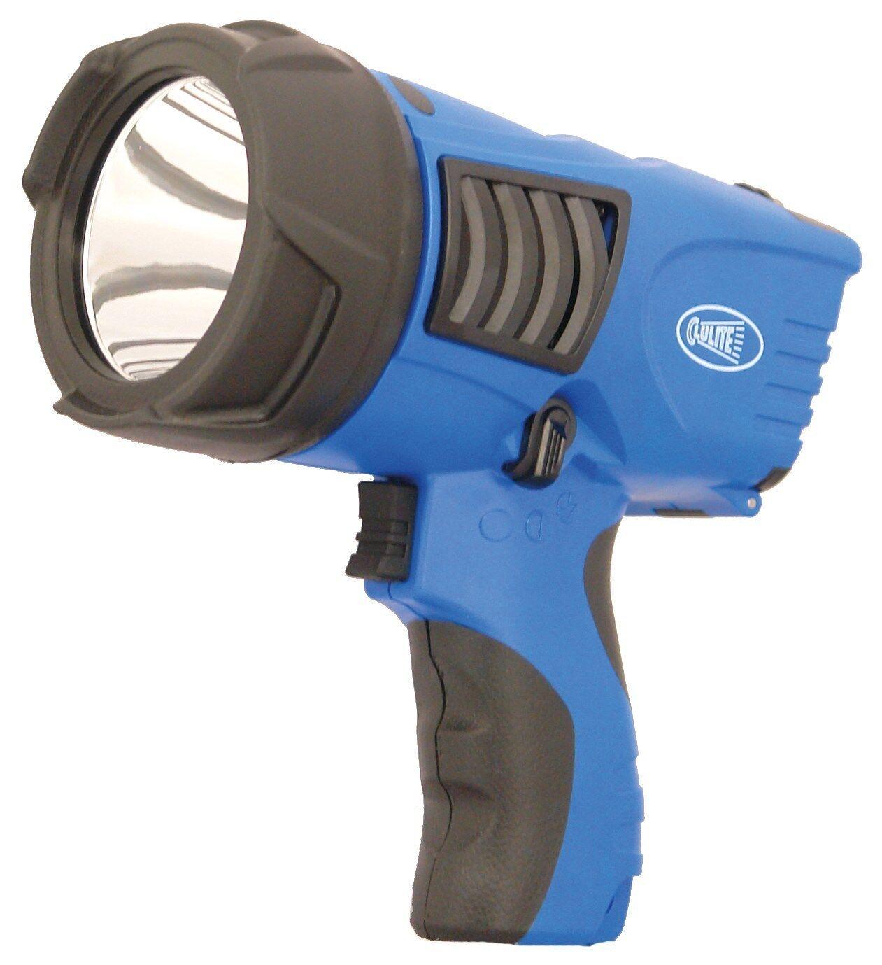 CLUSON CLU-BRITER CREE LED SPOTLIGHT 500 LUMEN 600M blueE TORCH