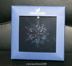 SWAROVSKI 2011 CHRISTMAS ORNAMENT LITTLE STAR | eBay