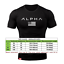 Alpha-Men-039-s-Gym-T-Shirt-Bodybuilding-Fitness-Training-Workout-Muscle-Top-New-Tee miniatuur 11