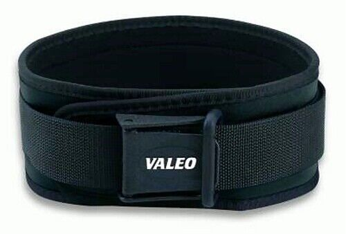 Valeo Competition CLASSIC LIFTING BELT Memory Foam Support 6  VCL Cross Training