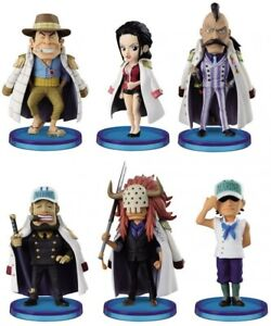 Set-Completo-6-Mini-Figuras-8cm-one-piece-World-Collectable-Serie-2-Wcf