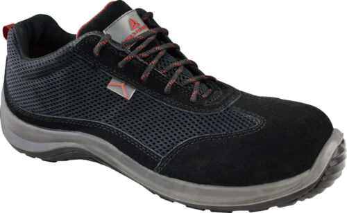 Delta Plus Panoply Asti S1P Black Size 10.5 Composite Toe Cap Safety Trainers