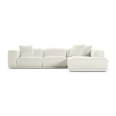 Authentic Matthew Hilton Kelston Sectional with Chaise | Design Within Reach