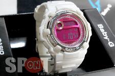 Casio Baby-G Gemmy Dial Series World Time Alarm Ladies Watch BG-3000M-7