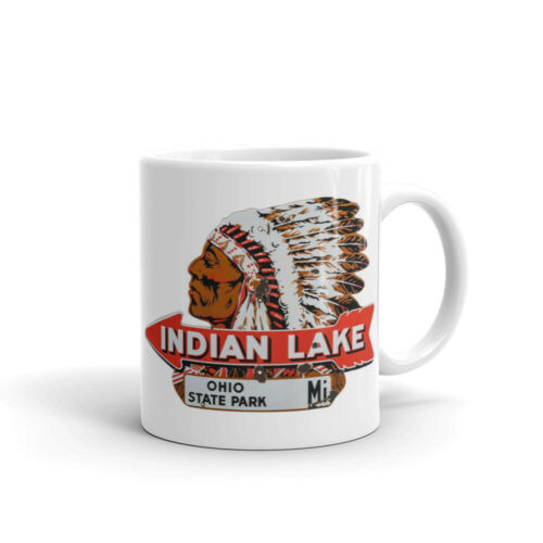 Indian Lake Ohio State Park Coffee Mug