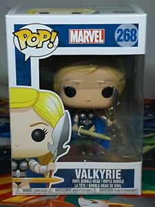 Marvel-Valkyrie-268-Pop-Vinyl-Bobble-Head-Figure-Funko-Aus-Seller