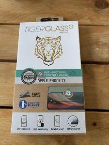 Verre Trempé Tigerglass Pour Apple Iphone 12