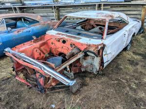 1969 Dodge Charger R/T 4-Speed MOPAR Project