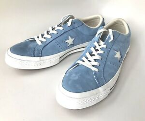 Converse One Star Ox Light Blue Leather
