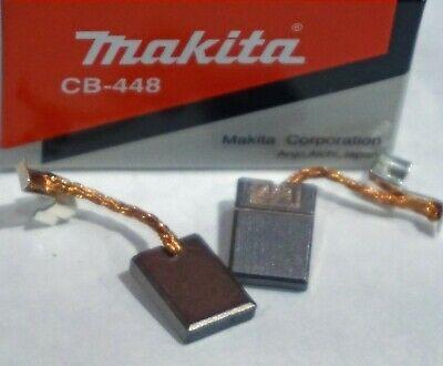 Kohlebürsten Makita für 194427-5 195021-6 194154-4 2011 BTW250 BFR750