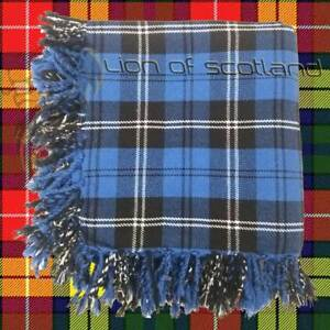 Ramsay Blue (Ancient Colours) Tartan