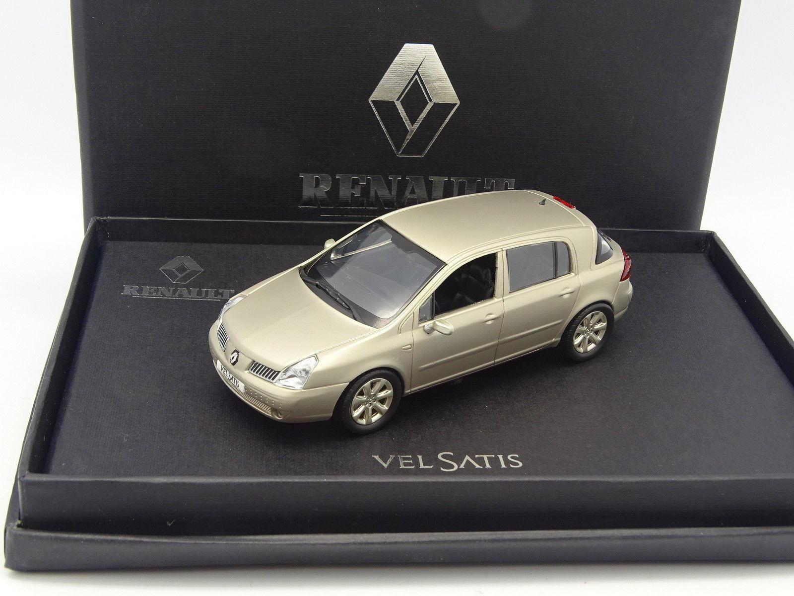 Norev 1/43 - Renault Vel Satis 3.5 V6 Light Oro
