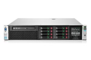 HP-Proliant-DL380p-G8-2-intel-E5-2690-192-Gb-RAM-2x-300-Gb-SAS-10k