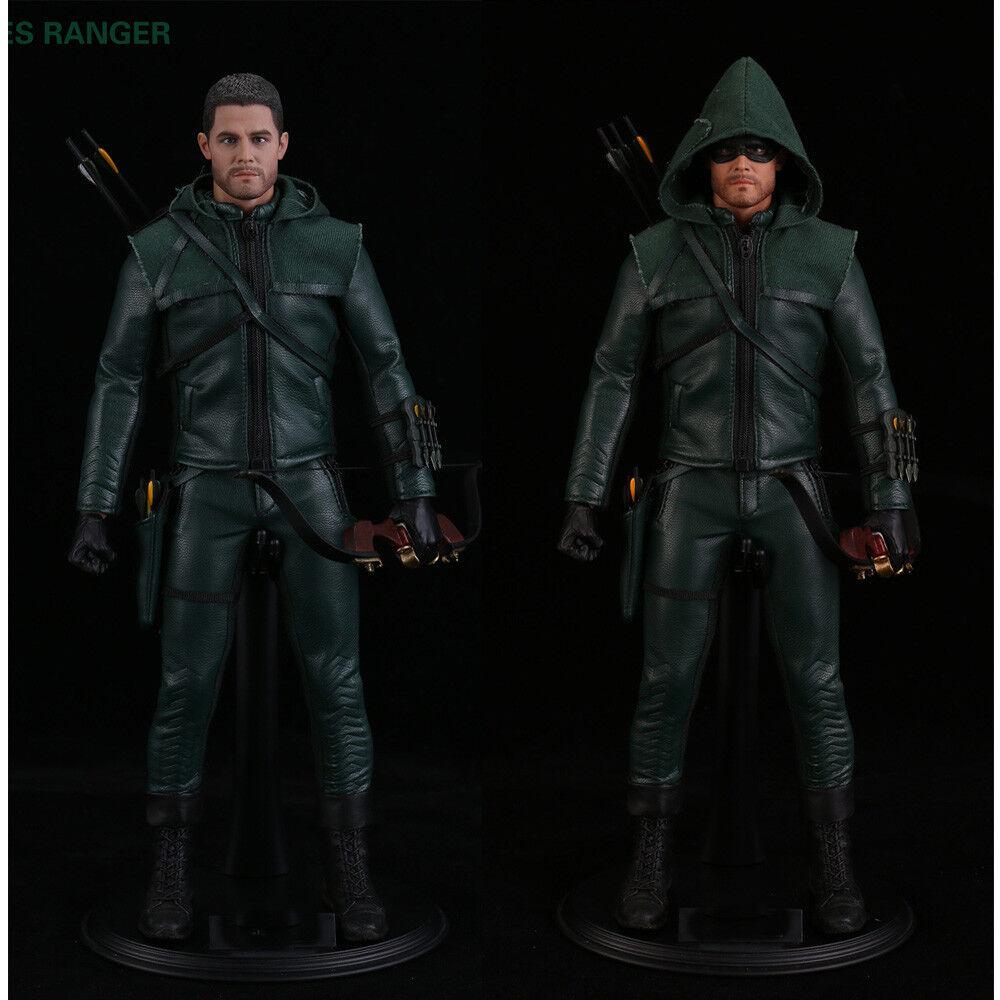 THREEQ 1/6 superhero Grün Arrow Figure CITIES RANGER TQ1001 Toy