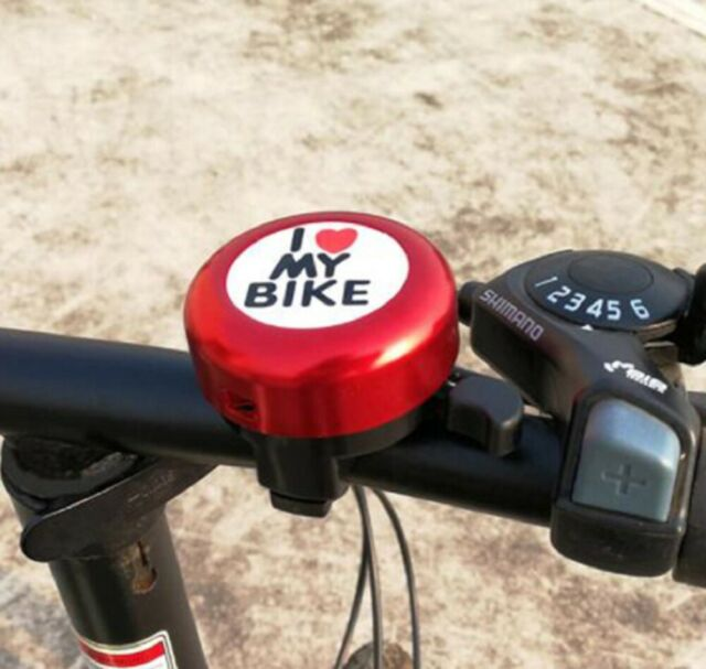 Bicycle Bike Cycling Handlebar Bell Ring Horn Sound Alarm Loud Ring Safety 2020