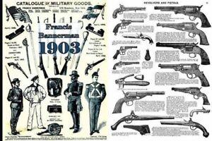 Bannerman 1927 Military Surplus Goods Catalog