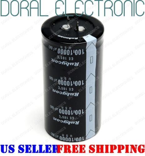 10000uF 100V 35x70 mm Capacitor Electrolytic 10000 UF MFD 10000mfd 100 volt