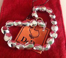 bracciale NUOVE PEPITE 2015 in argento Dodo Pomellato cm18,5