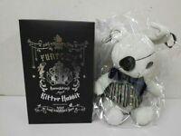 2009 Black Butler Kuroshitsuji Bitter Rabbit Plush FUNTOM 10th doll SQUARE ENIX