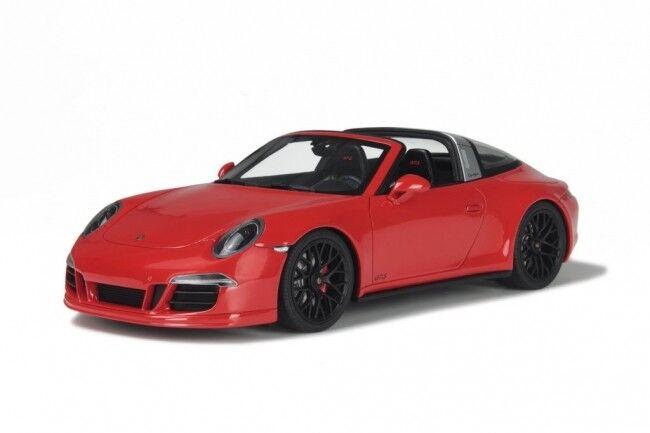 GT Spirit Porsche 911  991  Targa GTS 1:18 rosso